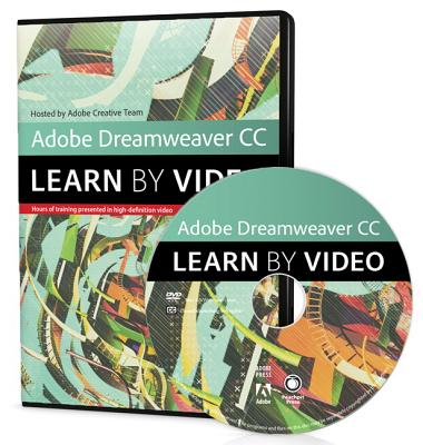 Adobe Dreamweaver Cc Learn by Video 2014 By Powers, David
